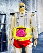 Krang's Android Homemade Costume