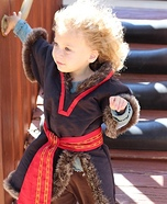 Frozen Kristoff Baby Costume