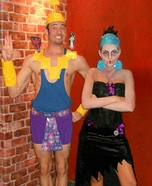 Kronk & Yzma Costumes