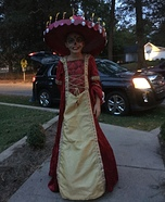 La Muerte The Book Of Life Costume for Girls