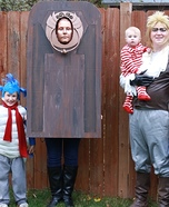 Labyrinth Family Halloween Costume