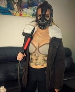 Lady Bane Homemade Costume