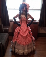 Lady Ciel Phantomhive Homemade Costume