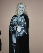 Lady Death Homemade Costume