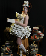 Creative DIY Costume Ideas for Women - Lady Literature Costume