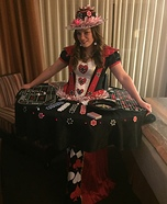 Lady Luck Homemade Costume