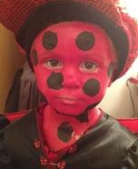 Ladybug Girl's Costume