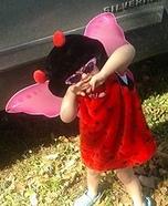 Creative DIY Ladybug Baby Costume
