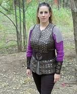 Lagertha, Viking Shield Maiden Homemade Costume
