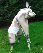 Land Strider from the Dark Crystal Homemade Costume