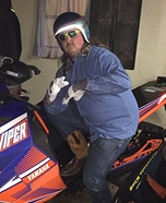 Larry Enticer Homemade Costume