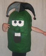 Larry the Cucumber Costume