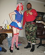 Mr T Costume