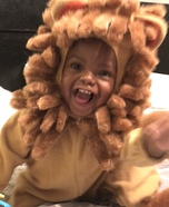 Laughing Lion Costume