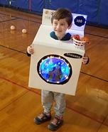 Laundry Boy Homemade Costume