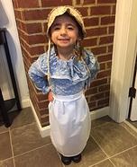 Laura Ingalls Homemade Costume