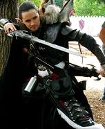 Homemade Elven Ranger Costume