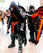 League of Legend Talon Homemade Costume