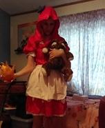 League of Legends Annie Homemade Costume