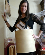 Leg Lamp Homemade Costume