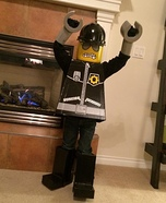 Lego Bad Cop Homemade Costume