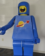 LEGO Benny Homemade Costume