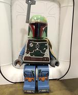 Lego Boba Fett Homemade Costume