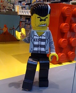 Lego Bad Guy Costume