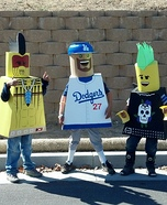Lego Guys Homemade Costumes