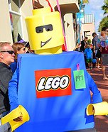 Lego Minifigure Costume for Boys