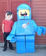 Lego Movie Benny Homemade Costume