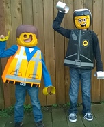 Lego Movie Legos Homemade Costume