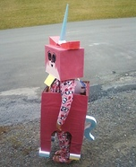 Lego Movie Unikitty Homemade Costume