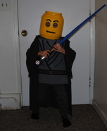 Lego Star Wars Minifigure Costume