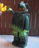 LEGO Swamp Creature Costume
