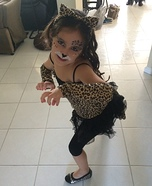 Leopard Homemade Costume