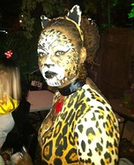 Leopard Kitty Adult Costume