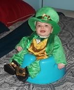 Leprechaun Baby Costume