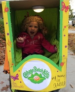 Life Size Cabbage Patch Doll Homemade Costume