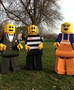 Life Size Legos Costume
