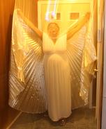 Light Angel Homemade Costume