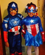 Lil Avengers Costumes for Kids