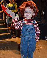 Chucky DIY Halloween Costume