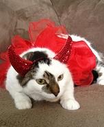 Lil Devil Homemade Costume