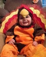 Gobbler Baby Costume