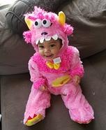 Lil Monster Homemade Costume
