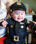 Lil Officer Costume