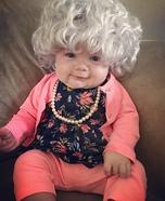 Lil' ol Granny Homemade Costume