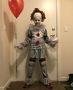 Lil Pennywise Homemade Costume
