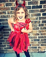 Lil' She-Devil Costume